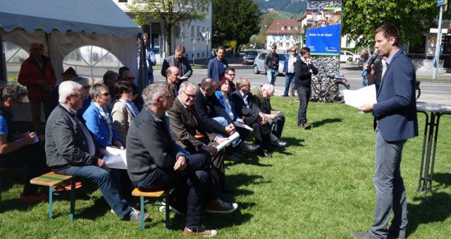 Bürgerbeteiligung Oberallgäuer Platz